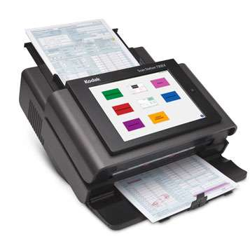 Kodak 730EX Network Document Scanner
